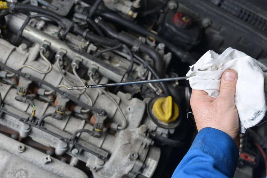 Limpieza y mejoramiento del sistema de lubricación con Meca Run